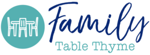 Family Table Thyme